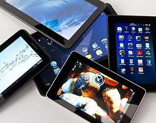 Споживачі втрачають інтерес до планшетів