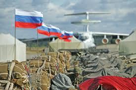 Разведка: армия РФ стянет войска к границам Украины до конца апреля