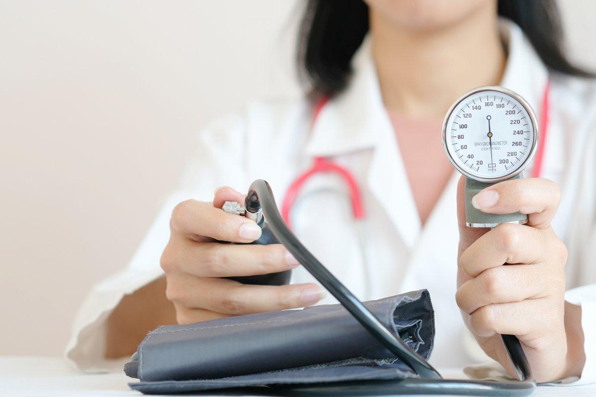 Артериальная гипертония как фактор риска инсульта - Инсульт