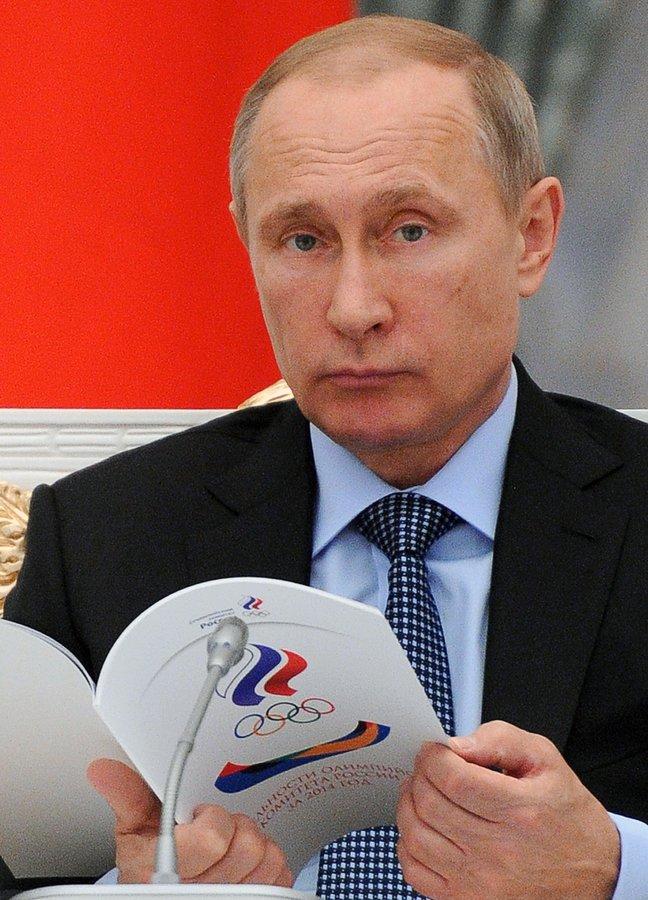 Путин: Россия не требует от Украины долга из-за сложного финансового положения