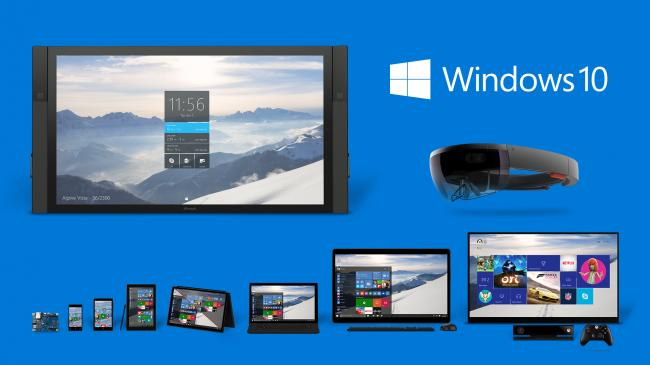 Microsoft подготовит финальную сборку Windows 10 на этой неделе