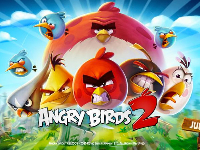 Angry Birds 2 ������ 30 ����