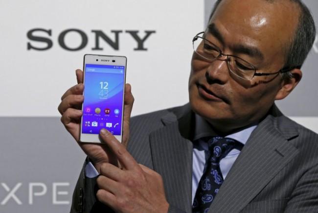 Sony: мы никогда не откажемся от смартфонов