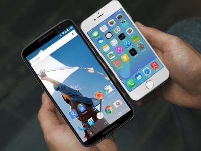 �� ��� ��������� iPhone ������ �������� iOS 9 �� Android Lollipop