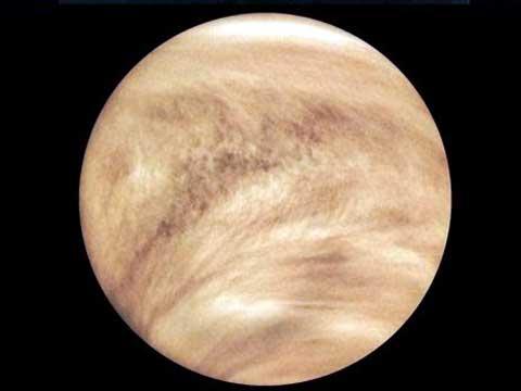 Ученые тридцать лет скрывали фотографии скорпиона, сделанные на Венере