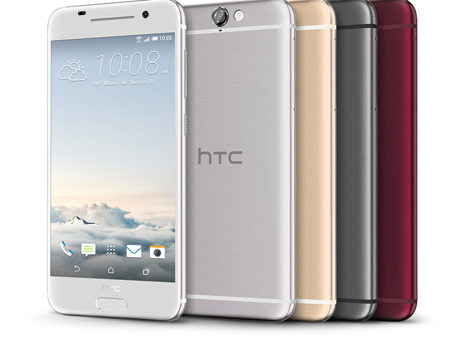 HTC One A9: клон iPhone на Android 6.0
