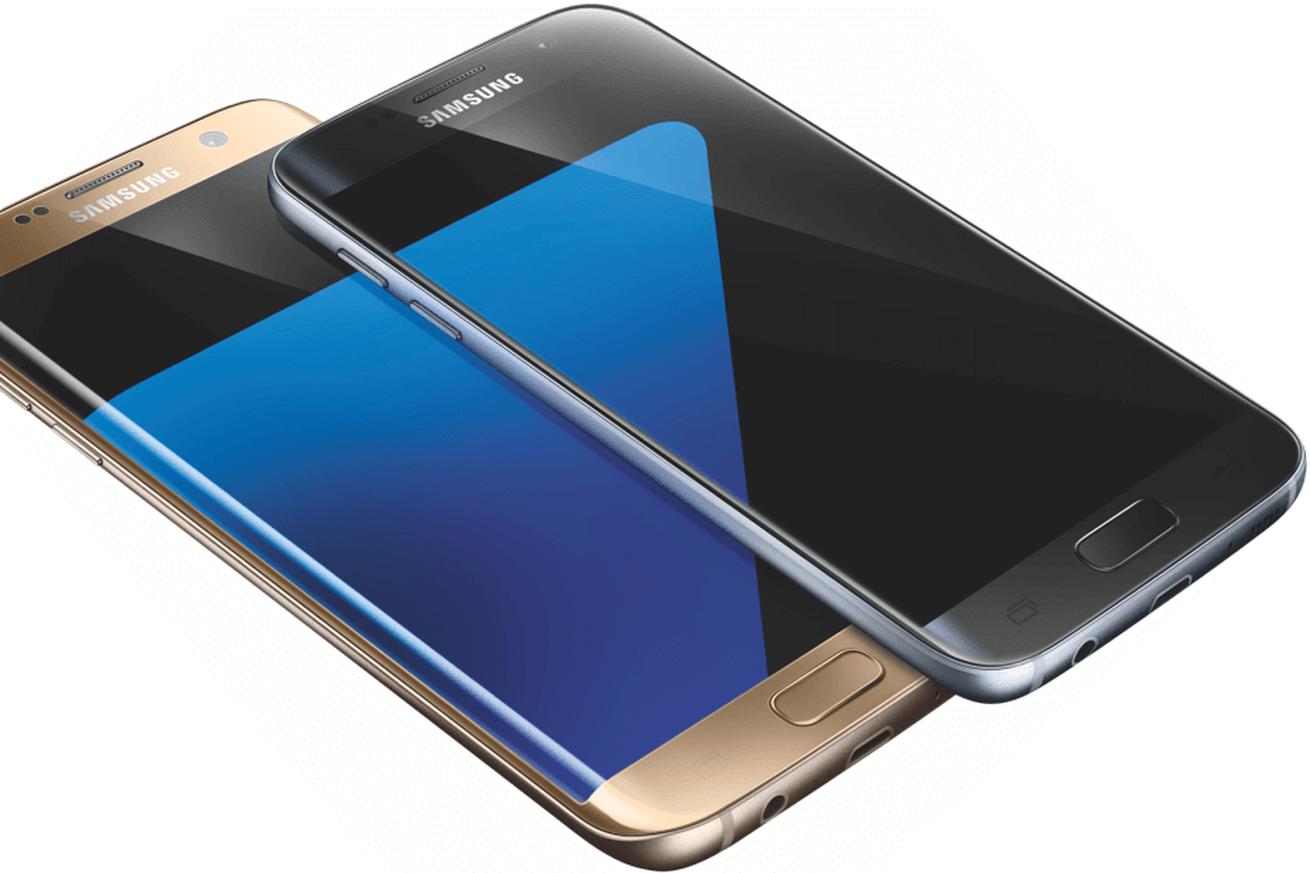 Первые фото Galaxy S7 и Galaxy S7 Edge появились в интернете