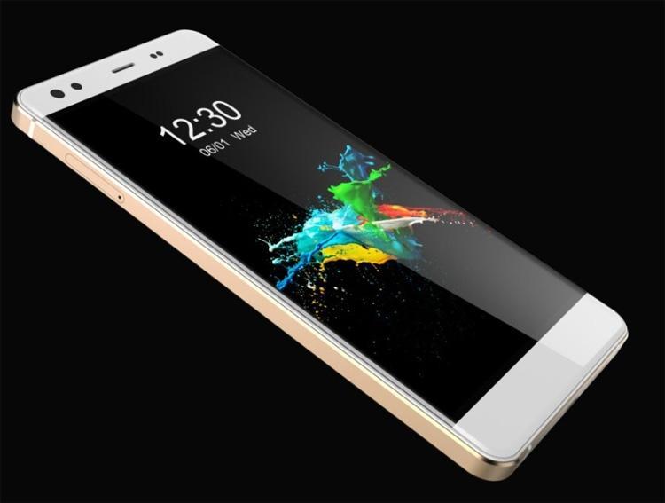 Uhans S1: безрамочный смартфон в тонком корпусе
