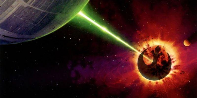 Ученые: луна станет первой жертвой «Звезды смерти»