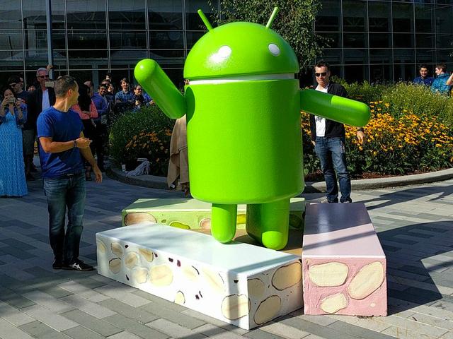 Новую версию Android окрестили в честь нуги