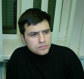 Колишній охоронець Оксани Мороз Микола Прокопчук