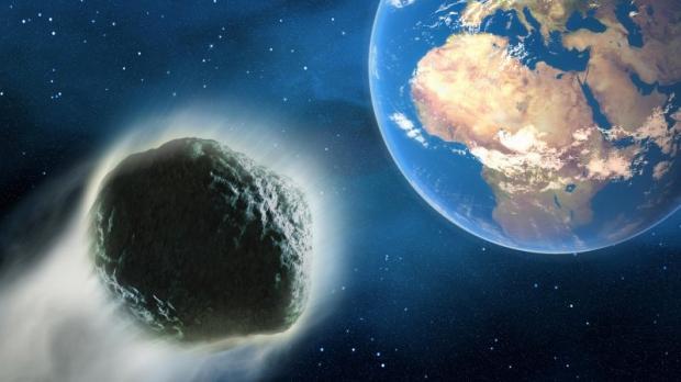 КЗемле летит комета-убийца— Недружественный космос