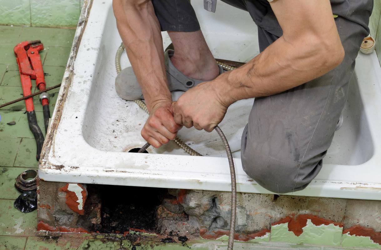 Засор труб устранение засоров в домашних условиях