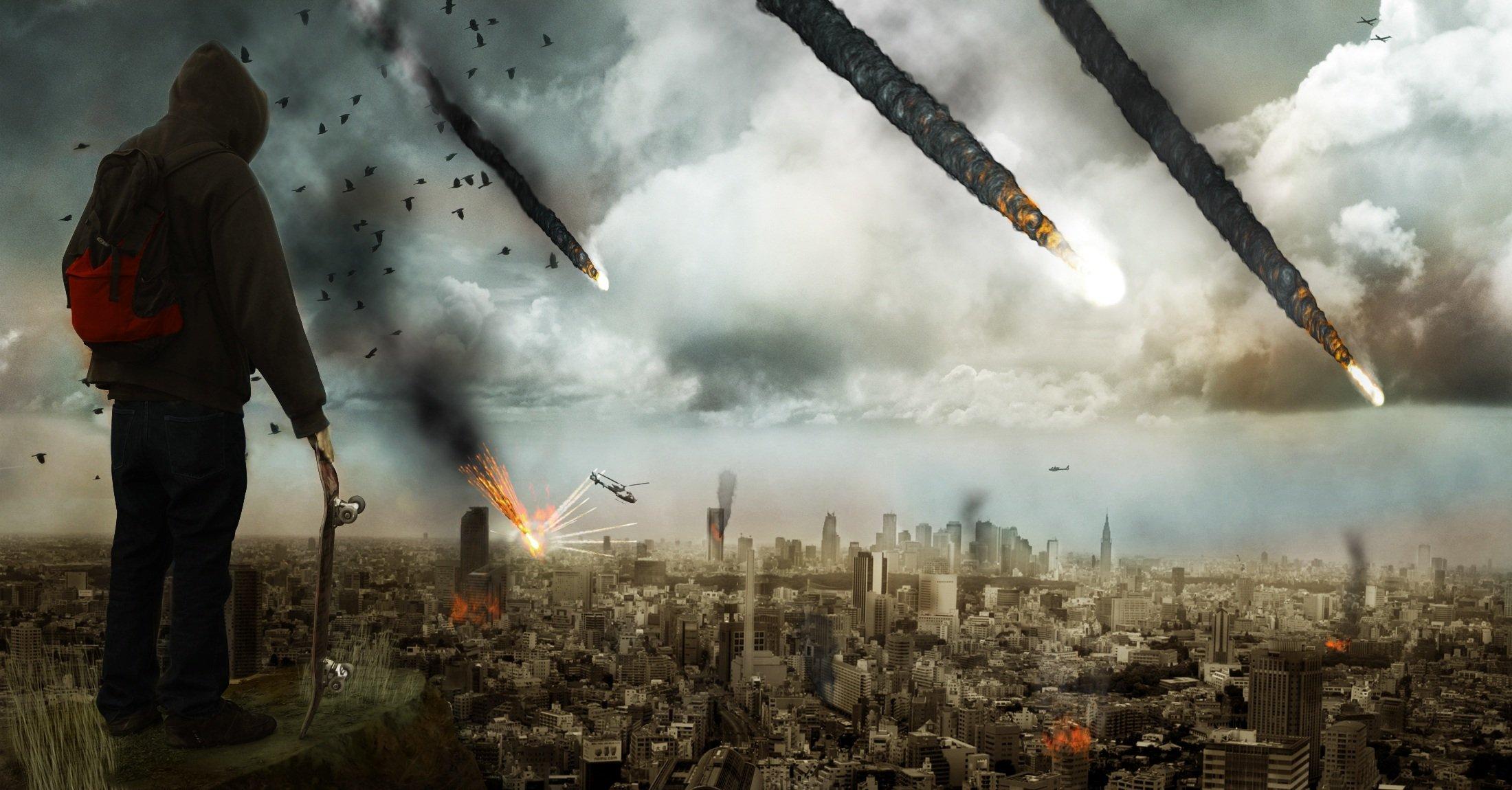 Ученый предсказал наступление конца света через пять лет