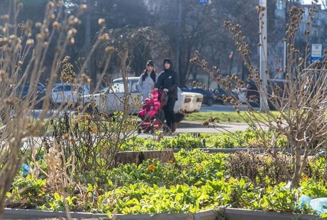 Весна в Украине наступит в феврале, а лето будет засушливым