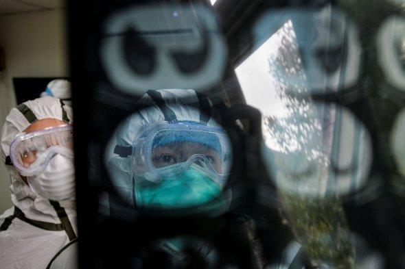 Зафиксировали третью смерть от коронавируса за пределами Китая